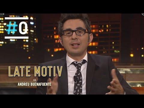 Late Motiv: Voces Bonitas, Follamisses Y El Pis Nocturno - Consultorio De Berto #LateMotiv99 | #0