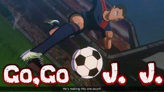 Captain Tsubasa Rise Of New Champions PSG Vs Germany 2
