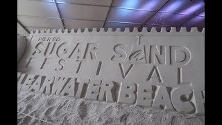 We travel to Clearwater Beach to check out the annual Pier 60 Sugar...