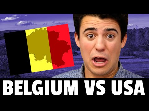 The truth about living in Belgium | An American's point of view