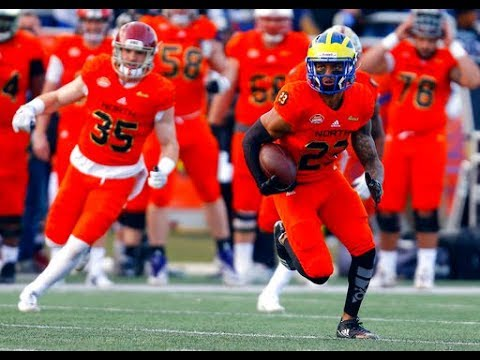 Nasir Adderley discusses performance at Delaware pro day