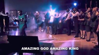 AMAZING GOD - Sonnie Badu (Official Live Recording)