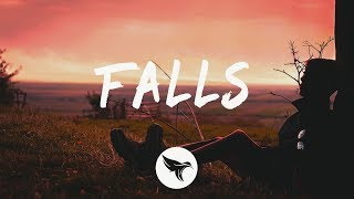 ODESZA - Falls (Lyrics) Kaskade Remix, ft. Sasha Sloan