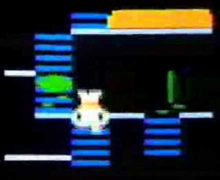 Intellivision® TV Commercial: BurgerTime (animated)