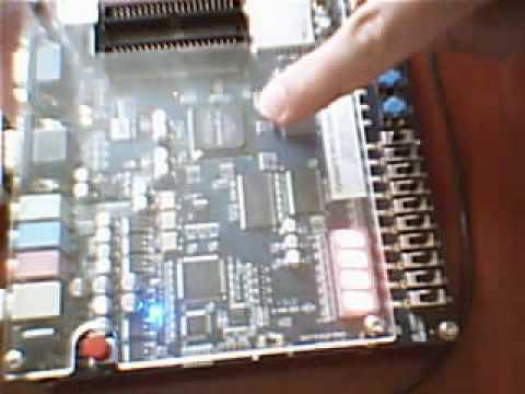 VGA controller using FPGA