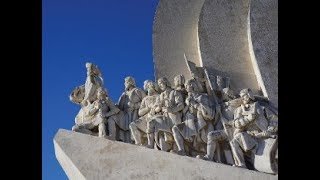 Lisboa - Passeio  - City Tour - Monumento aos Descubrimentos - Ponte 25 Avril