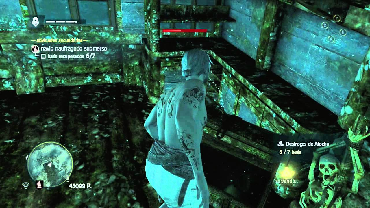 Assassins Creed 4 Black Flag - Planta Morteiro de Elite