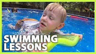 SWIMMING LESSONS (6/21/18 - 6/24/18)