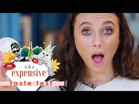 Emma Chamberlain, Coffee Queen & CEO, Has Impeccable Taste ☕ | Expensive Taste Test | Cosmopolitan