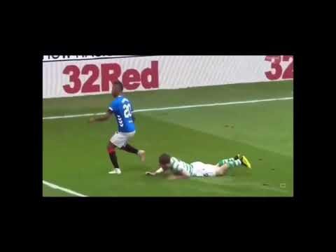 Morelos is a dirty wee coke Sniffing Columbian Bastard should have been off 3 times today
