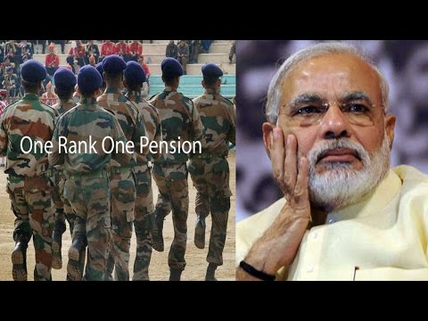 After Army, now Para military forces demand One Rank One Pension benefit
