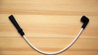 Как сделать своими руками силиконовые высоковольтные провода зажигания нужного сопротивления