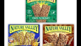 Are Nature Valley Granola Bars Gluten Free? | Nature Valley Gluten Free Granola Bars