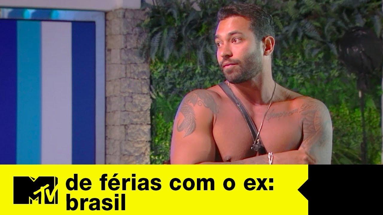 Amizade de Gabriel e Brunão azeda por causa de Ana | De Férias Com O Ex Brasil Ep. 09