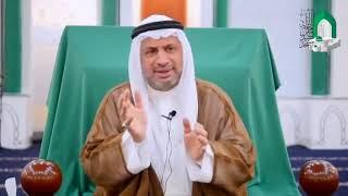 السيد مصطفى الزلزلة - بائع زيت ينظر إلى النبي محمد صلى الله عليه وآله وسلم قبل الذهاب إلى قضاء حاجته