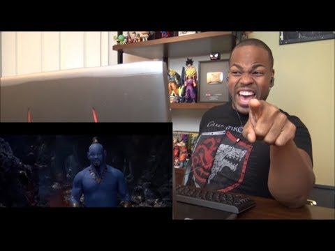 Disney's Aladdin - Special Look: In Theaters May 24 - REACTION!!!