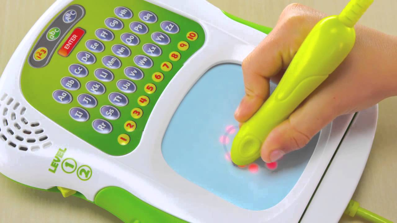 Learn to read and write leapfrog