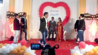 WEDDING DANCE PERFORMANCE@THOOMBAKODE, CHALAKUDY-PISTA & MADAPRAVU BY ALBERT AND CREW