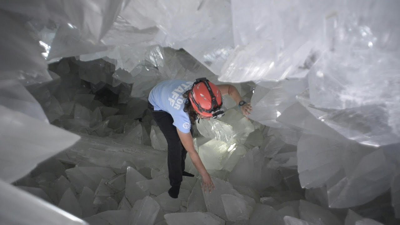 Image result for crystal cavern