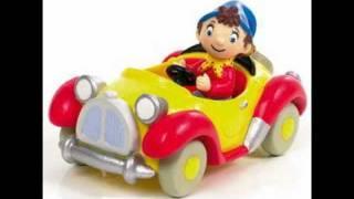 oui-oui et la voiture jaune - ludwig von 88