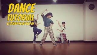 Dance Tutorial Compilation
