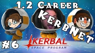 Kerbal Space Program - 1 2 - Kerbnet & New Anomalies - Vloggest