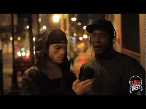 "Mr. Green ""Live from the Streets"" featuring Janice (produced by Mr. Green, drop by Jus Allah))"