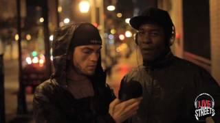 Teledysk: Mr. Green Live from the Streets featuring Janice and Jus Allah