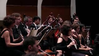 J. Brahms - Sinfonía No.2 mov.III Dir. Natalia Salinas, Orquestra Sinfônica de Santo André