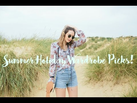 Summer Holiday Wardrobe Picks! | What Olivia Did