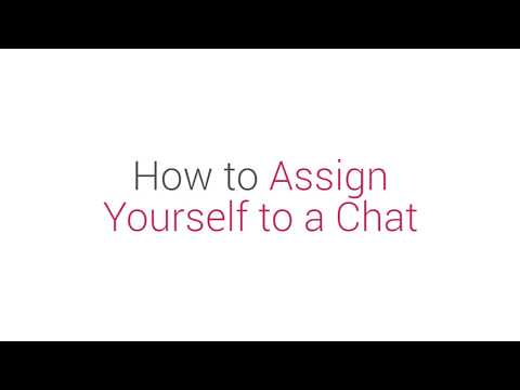 Prism Dashboard Tutorial: How to Assign Yourself to a Chat