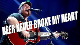 The Real Story Behind Luke Combs' 'Beer Never Broke My Heart' Video