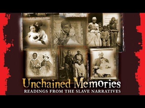 UNCHAINED MEMORIES - Readings from the Slave Narratives | 2003