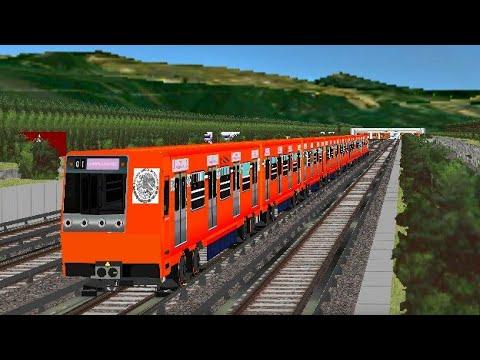 Hmmsim train simulator