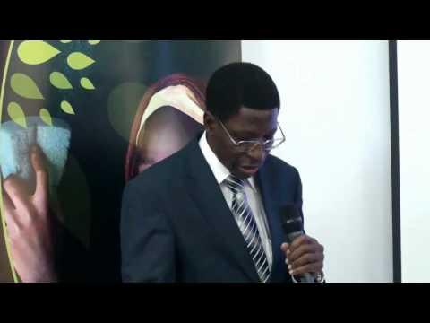 WCA office launch in Dakar - May 17, 2011 - H. E. Ousseini Salifou