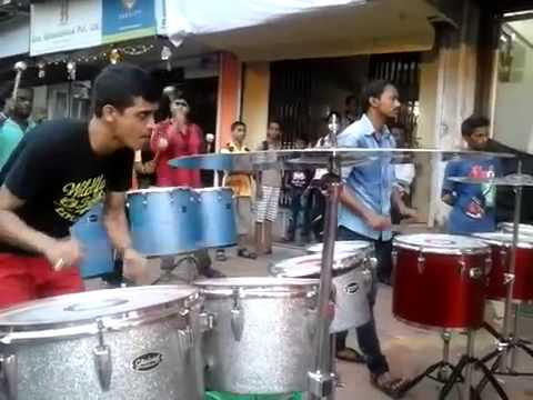 Lalbaug Beats | Mumbai's 1 No Band | Jai Malhar Song | Chinchpokli