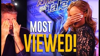 TOP 5 Most VIEWED Auditions of The Decade on @America's Got Talent Will SHOCK You!