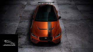 Jaguar XE SV Project 8 The Spirit of Extreme Performance