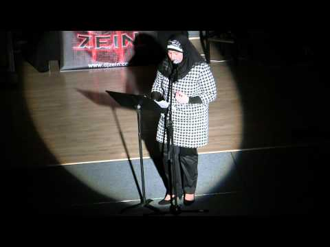 "ArabXpressions 2012: Xpress Yourself! (Part 2: Spoken Word, Ali ""Bulldog"" Abdallah)"