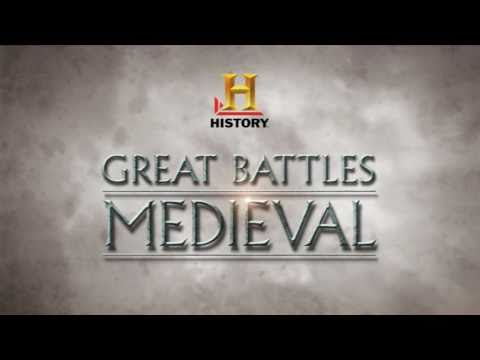 HISTORY Great Battles Medieval 30secs TV Spot