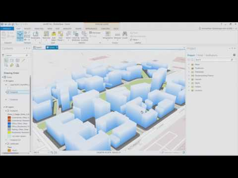 Creating Rule Packages (RPKS) for ArcGIS Pro and CityEngine with CGA