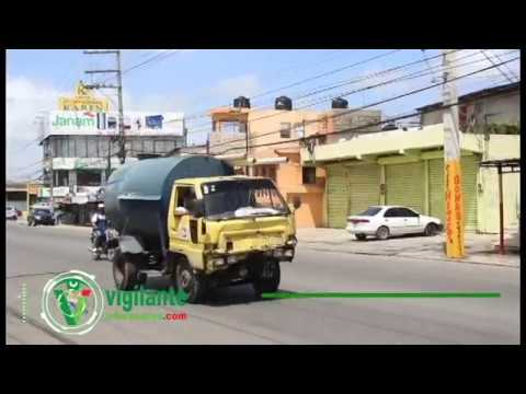 Cuatro heridos en atraco a Pica Pollo en Villa Tropicalia