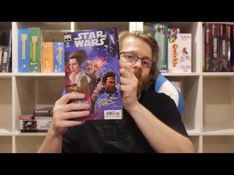 Marvel Comics Review: Star Wars #1
