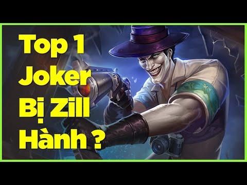 Top 1 Joker Cách Đối Đầu Vs Best Zill Cực Xanh Rank Cao Thủ | Liên Quân Mobile