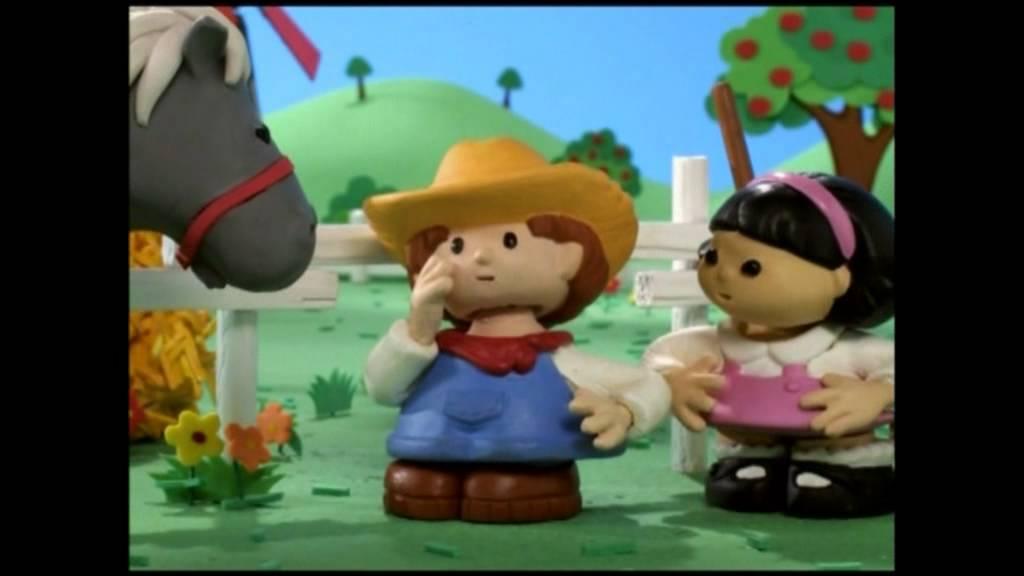 Little People La Granja Patas Arriba Youtube