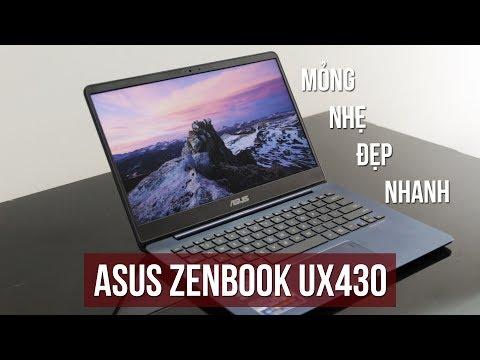 Súp Heo   Asus Zenbook UX430 review - Mỏng, đẹp, nhanh