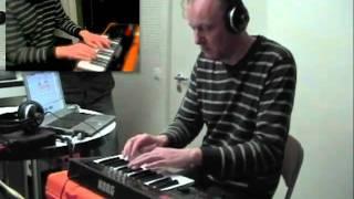 Bernhard Wöstheinrich Live-Improvisation Teil 3