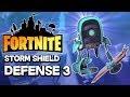 LET THEM COME!!!! Fortnite PVE Survive the Storm - Storm Shield Defense PVE Tips