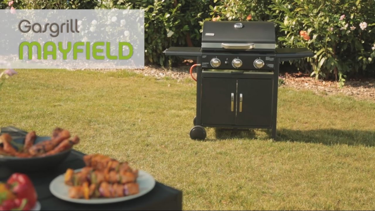 tepro gasgrill mayfield - youtube