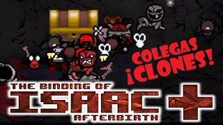 The Binding of Isaac Afterbirth † | LILITH Y LA GUERRA DE LOS CLONES! -Nicko GEX.